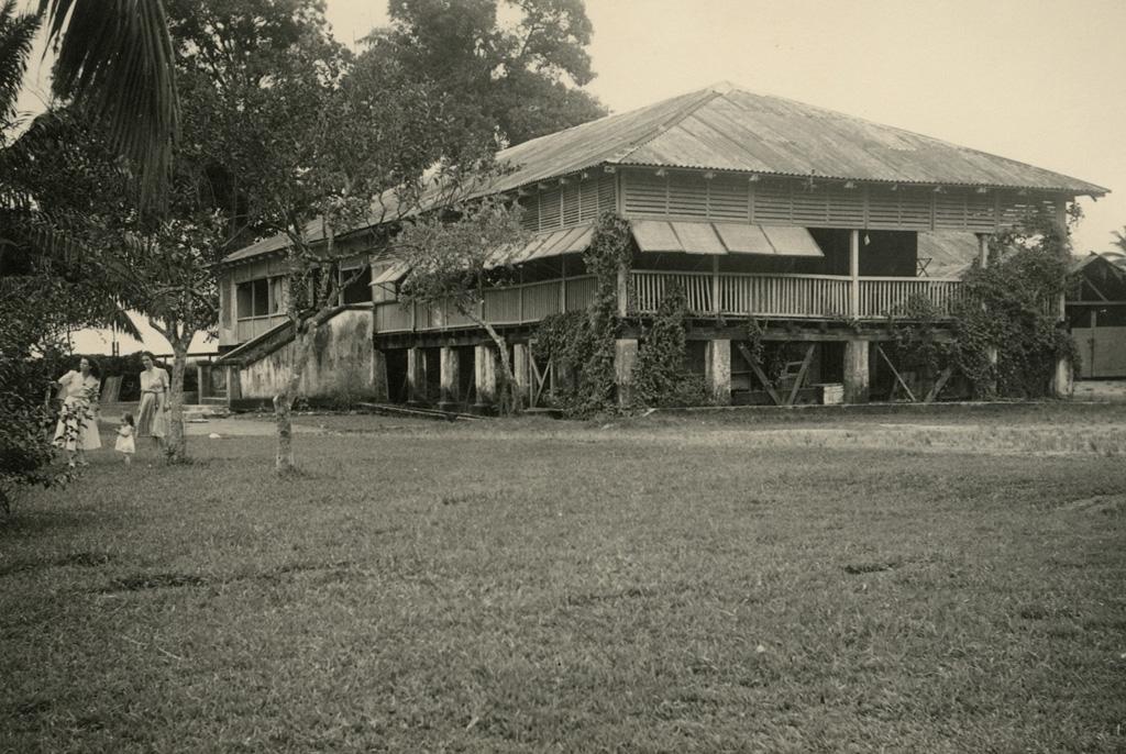 Maison de Bonalembe