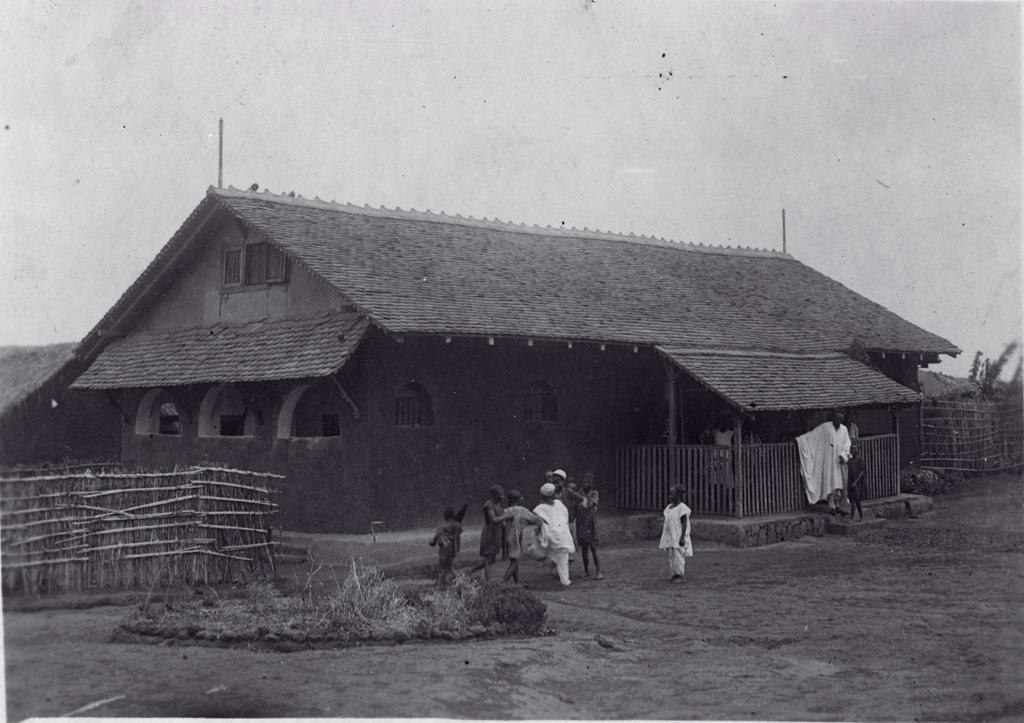 Maison de Mosé Yeyap