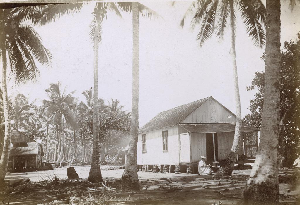 Maison de colons