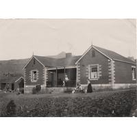 Maison de l'instructeur de la cordonnerie à l'école technique de Leloaleng