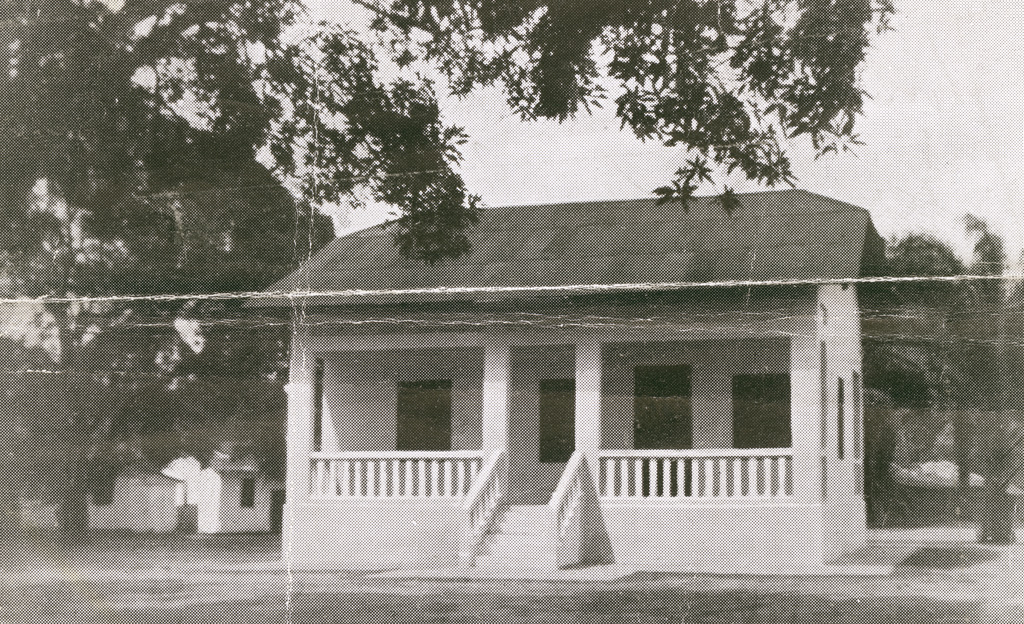 Maison de mademoiselle Schwar, internat de Bonamuti