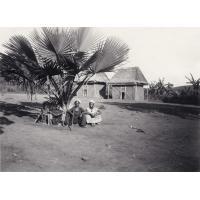 Maison des femmes à Foumban
