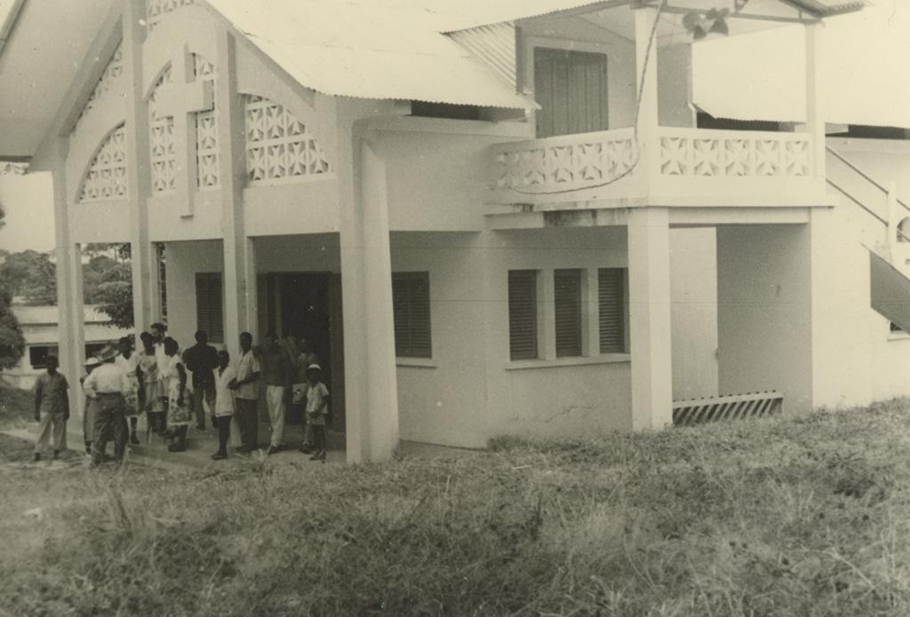 Maison des jeunes à Libreville
