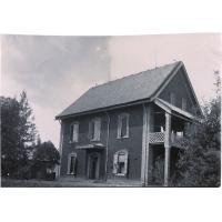 Maison du directeur de l'Ecole pastorale (côté entrée)
