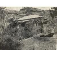 Maison du missionnaire à Leribe