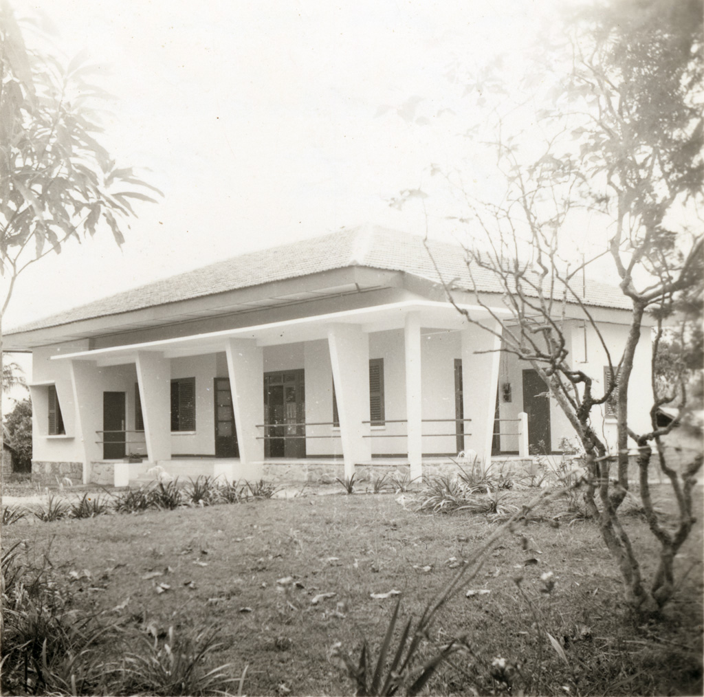 Maison du secrétariat de la fédération protestante d'AEF et du Cameroun