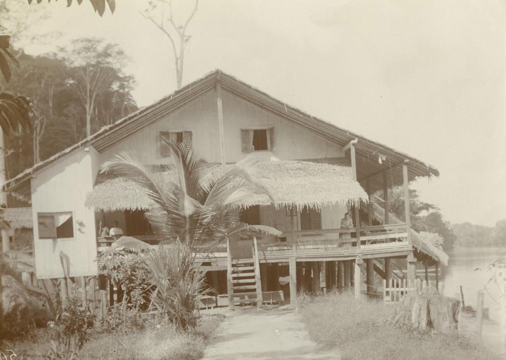 Maison du vieux Talagouga côté ouest