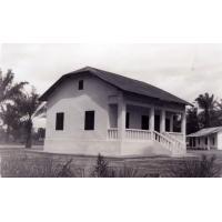 Maison missionnaire à Bonamuti