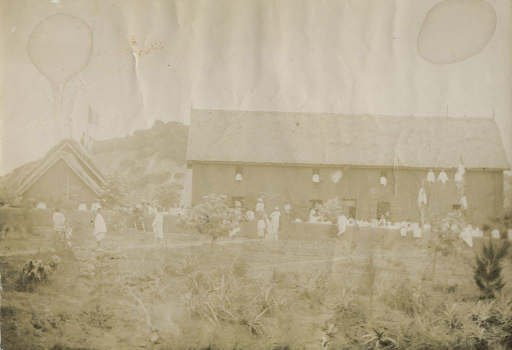 [Maison missionnaire à Madagascar]