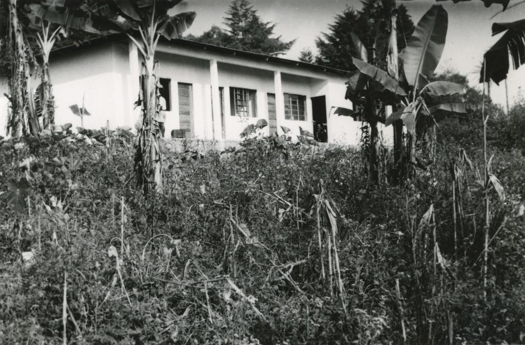 Maison missionnaire de Bangangte