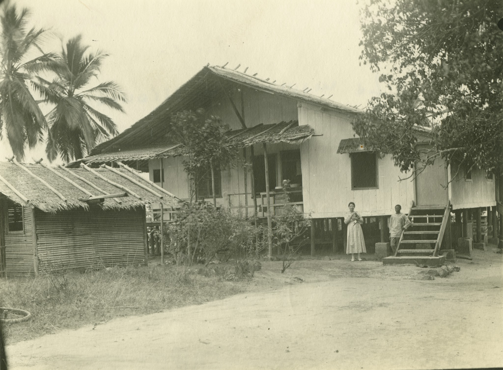 Maison missionnaire de Baraka