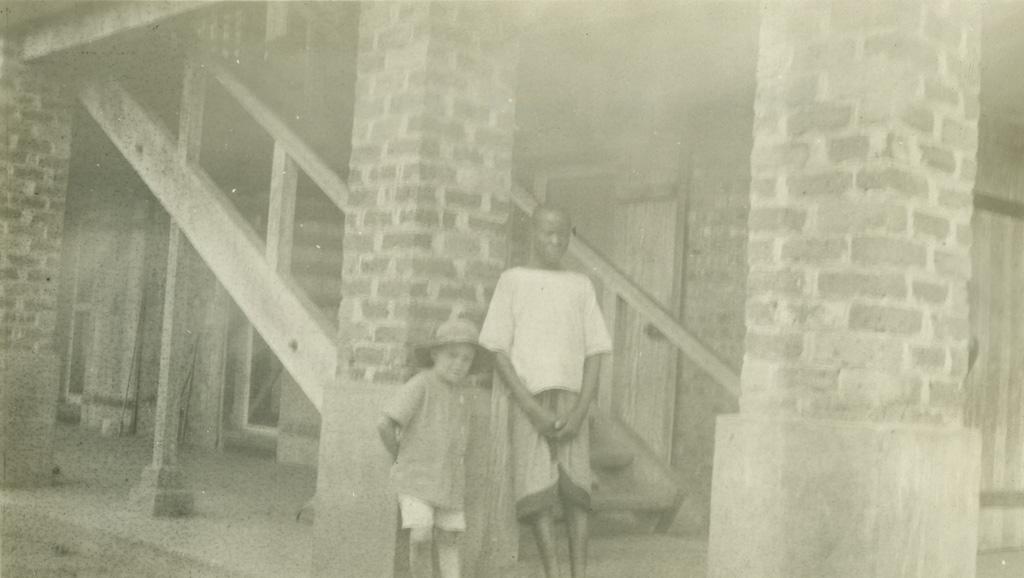 Maison missionnaire de Lambaréné