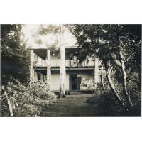 Maison missionnaire, face sud