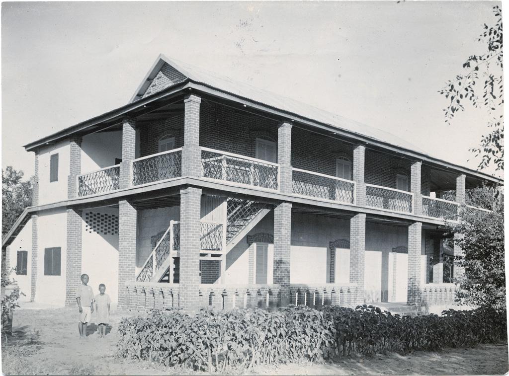 Maison missionnaire