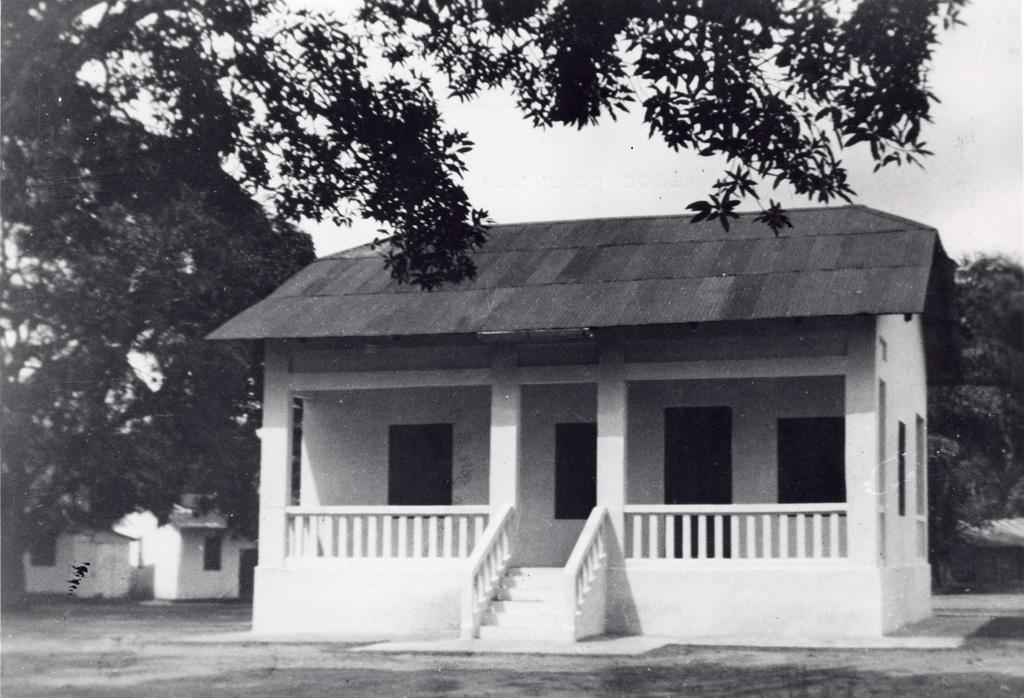 Maison pour une demoiselle missionnaire