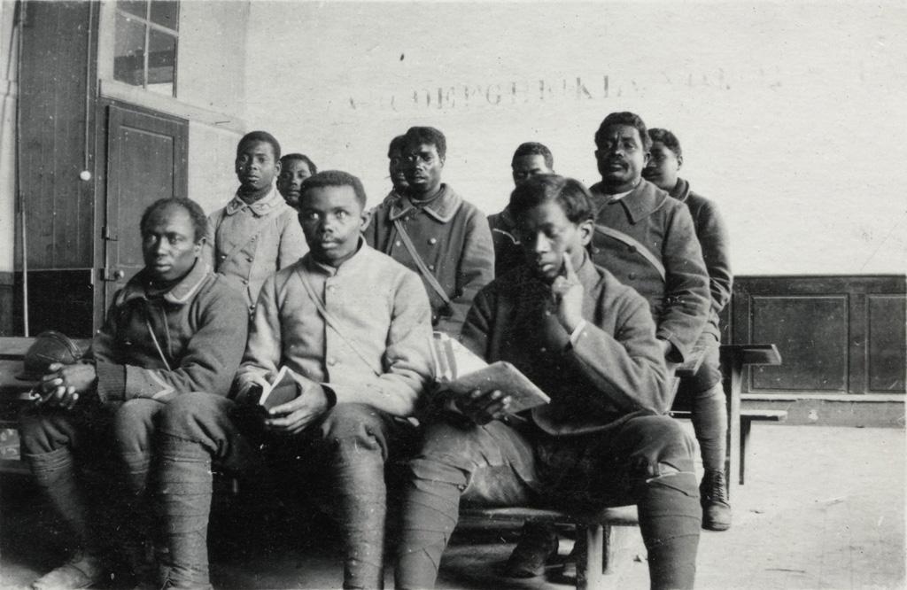 Malgaches protestants