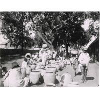 Marchands de poteries