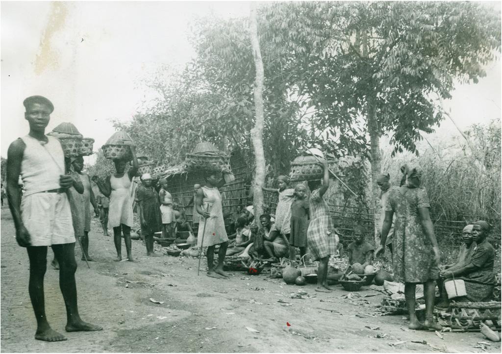 Marché Bamoun