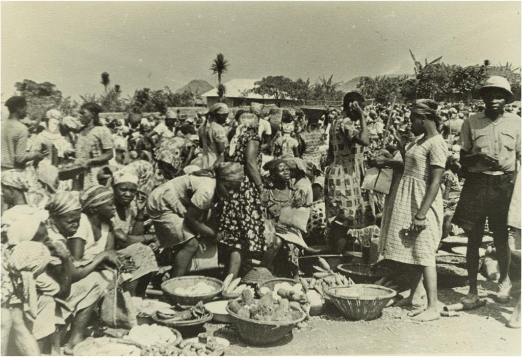 [Marché au Cameroun]