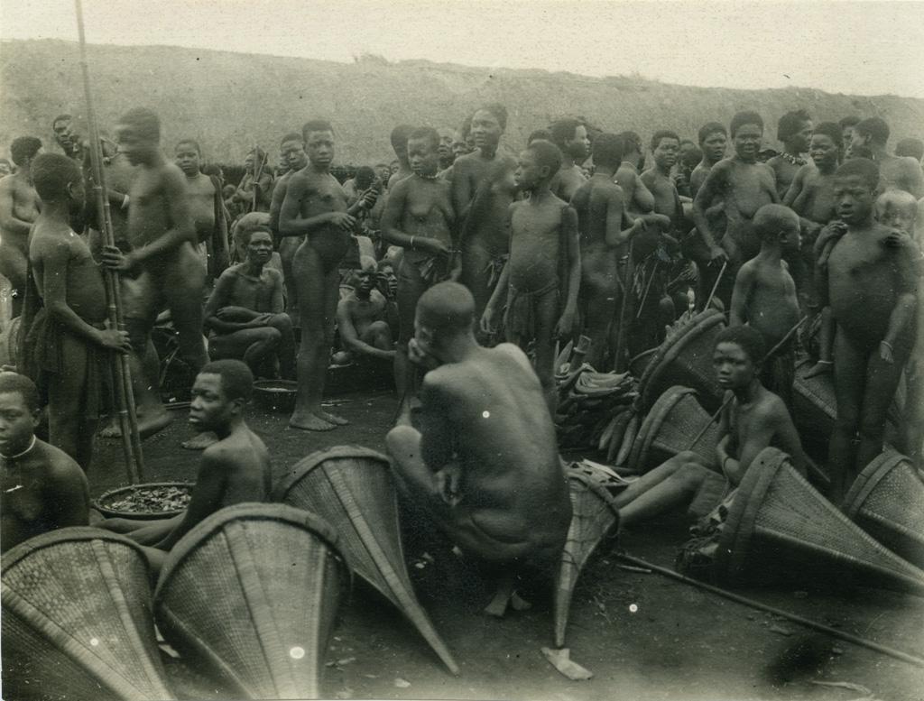 Marché de Bangangte