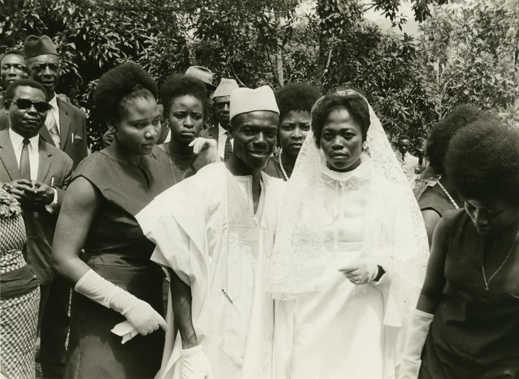 Mariage d'Abel Nkwidjin