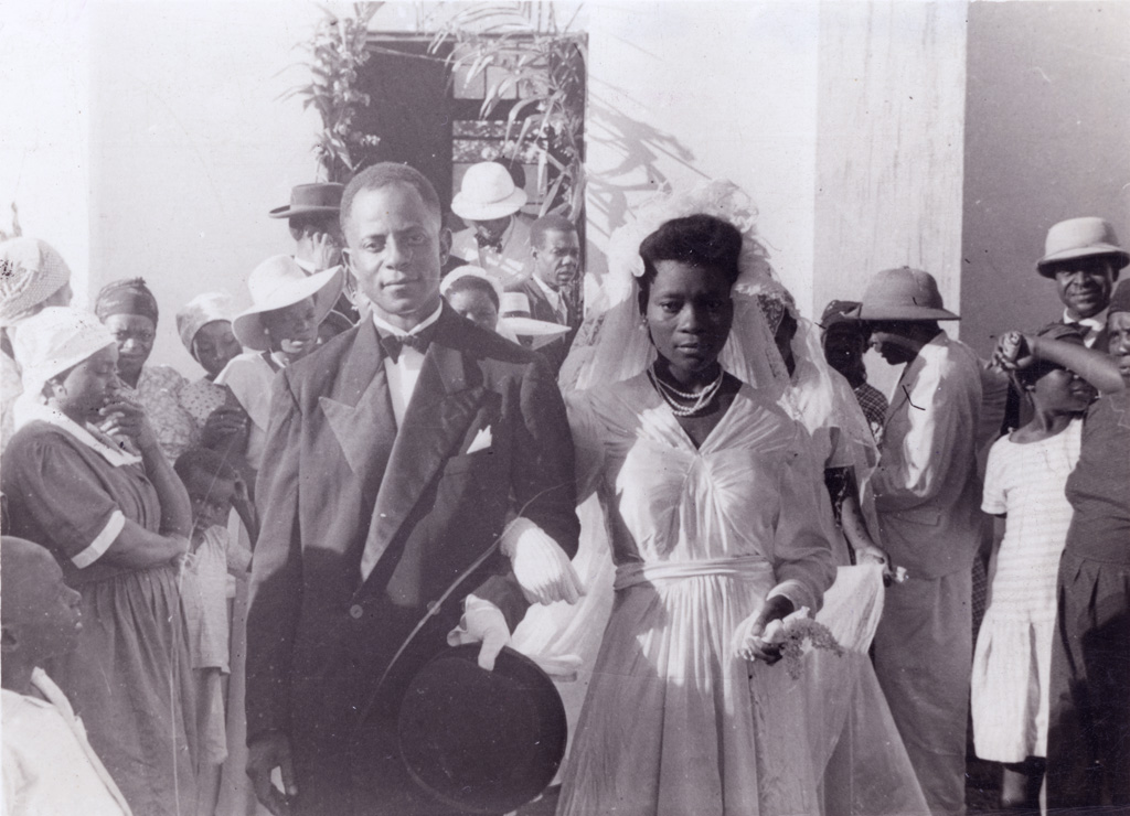 Mariage de Louise à Douala