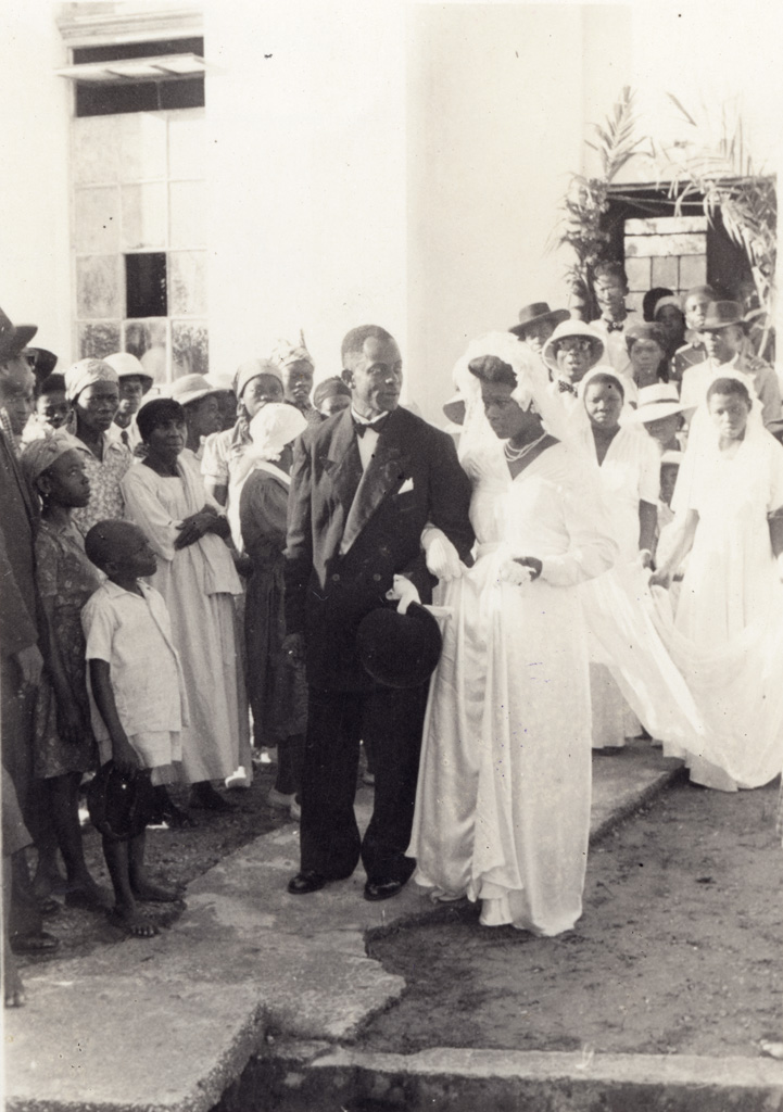 Mariage de Louise
