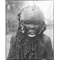 Masque, à Bana