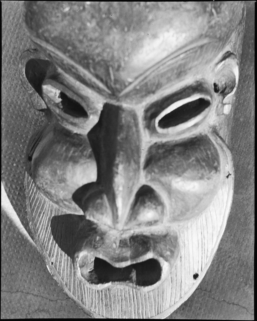 Masque à Bangou / Daniel Broussous (1945/1953)