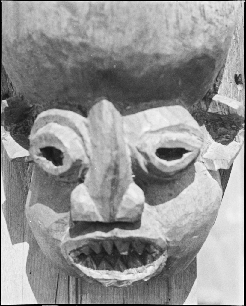 Masque à Batoufam