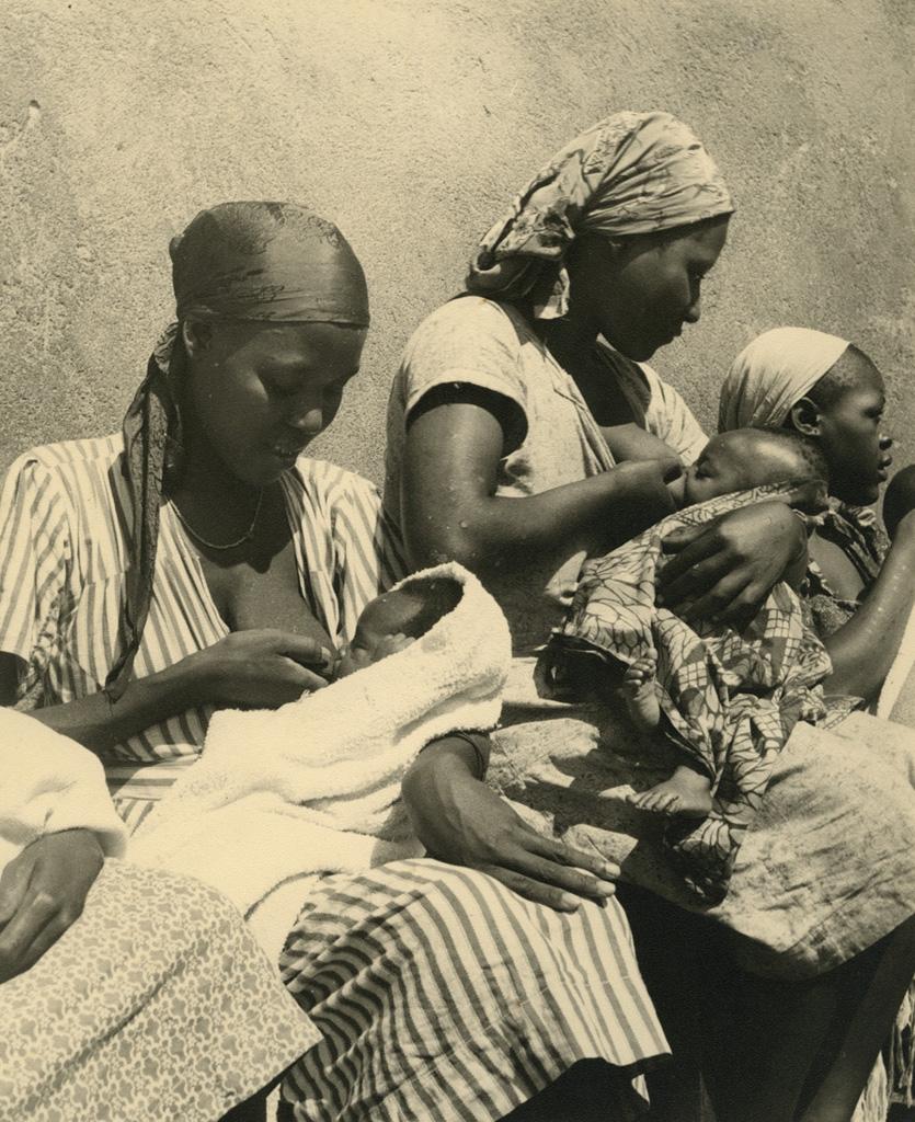 Maternité de Bangwa