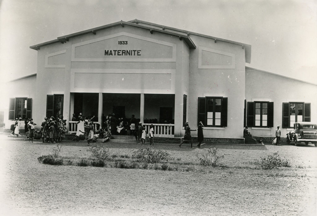 Maternité de Yaounde