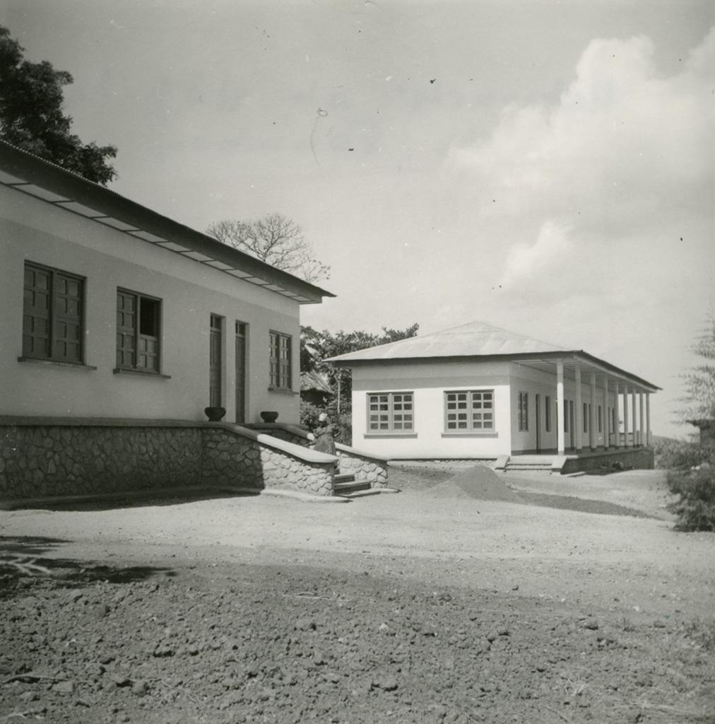 Maternité et hôpital de Foumban