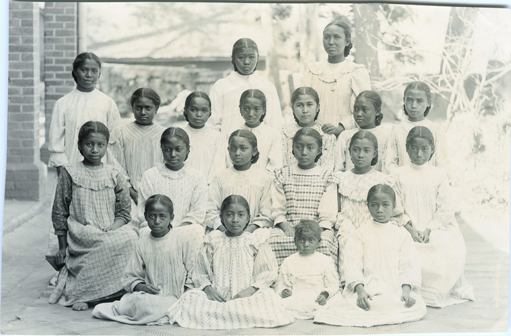 Mes enfants malgaches