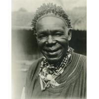Mfonjonge, chef de la tribu des Balis