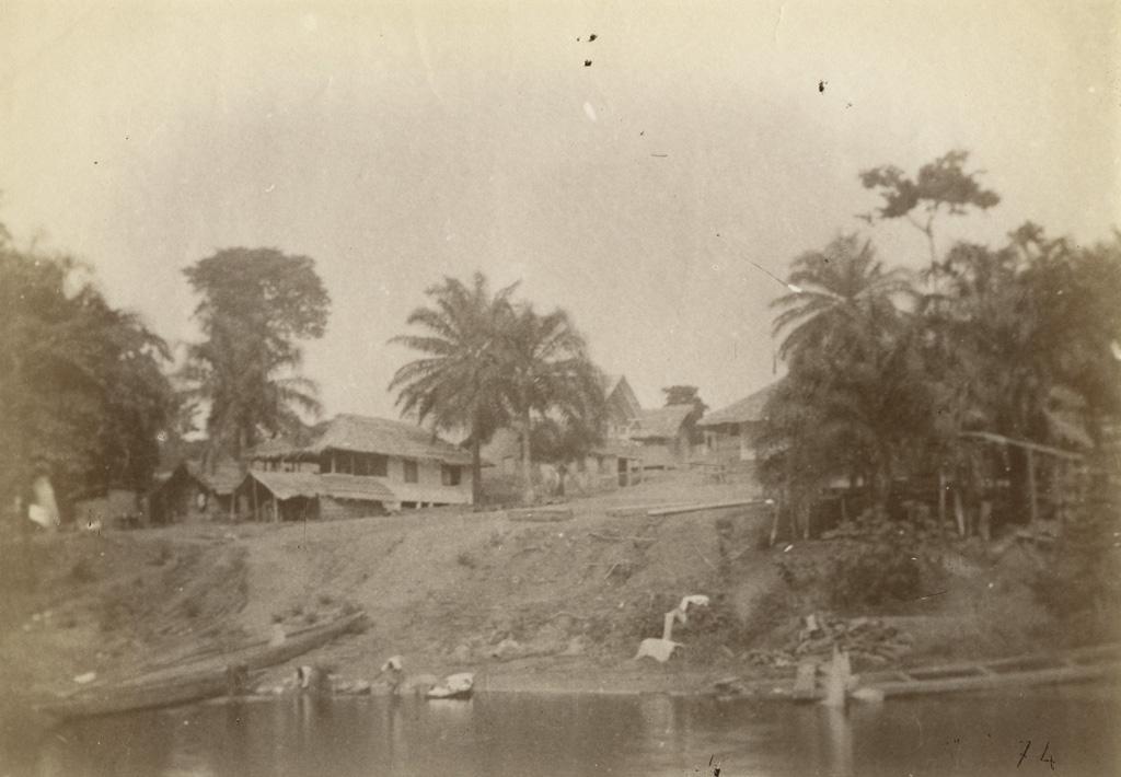 Mission américaine Bolobo (Congo)