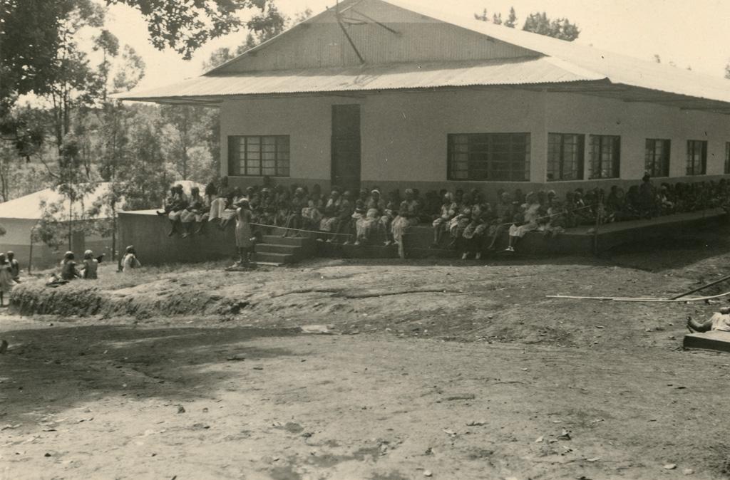 Mission protestante M'bo Bafoussam, maternité