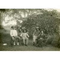 Missionnaires au Gabon