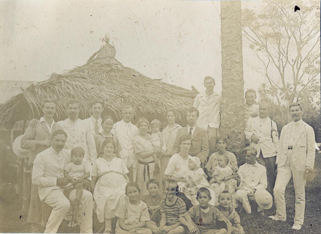 Missionnaires français à Ndoungué