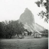 Montagne sacrée dans le pays Antankarana