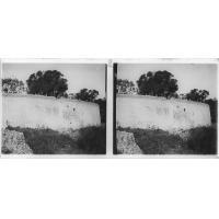 [Monument national du Grand Zimbabwe : mur d'enceinte ou Great Enclosure]