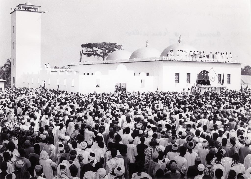 Mosquée de Foumban, Ramadan