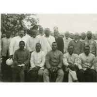 Nata de Maré en compagnie du missionnaire Edouard Benignus