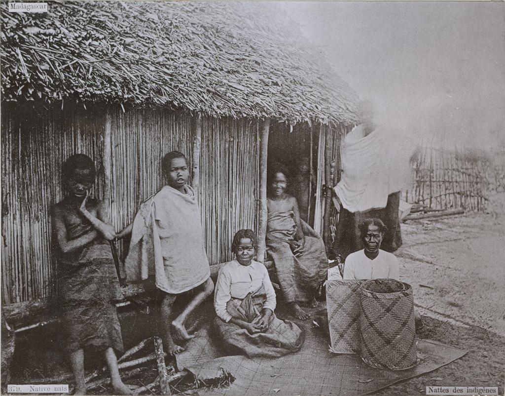Natte des indigènes