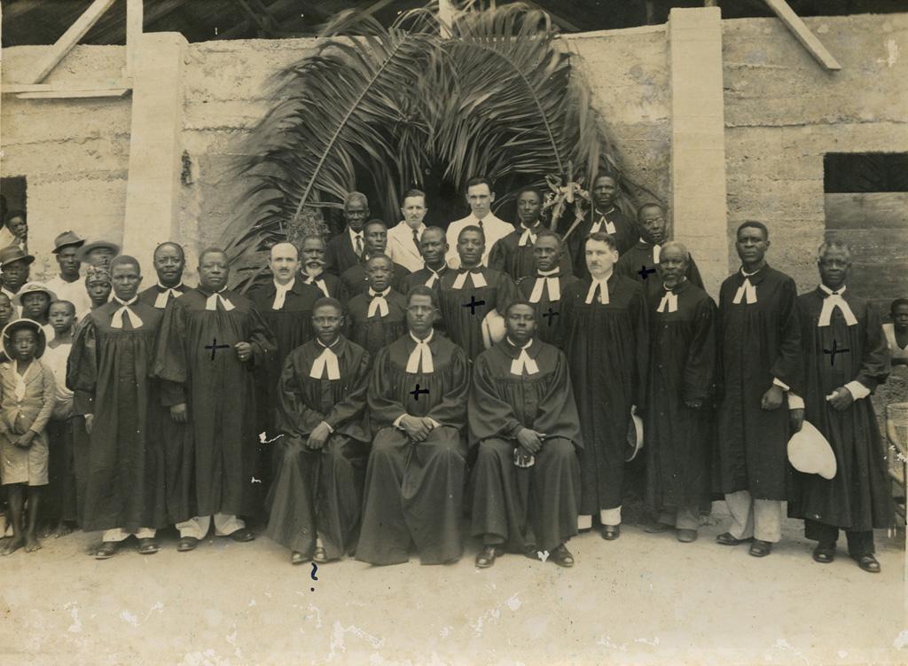 New Bell, consécration de Bolanga, Epangue, Kinge