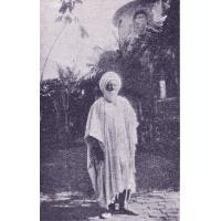 Njoya, sultan de Foumban