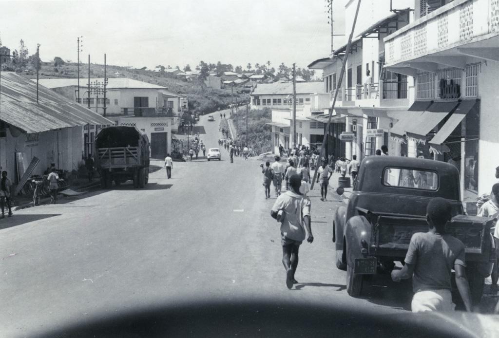 Nkongsamba, troisième ville du Cameroun