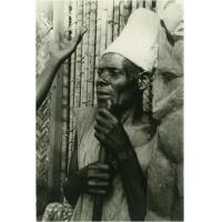Notable de Batoufam près de Bangwa