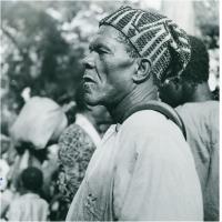 Notable de la chefferie de Bangwa