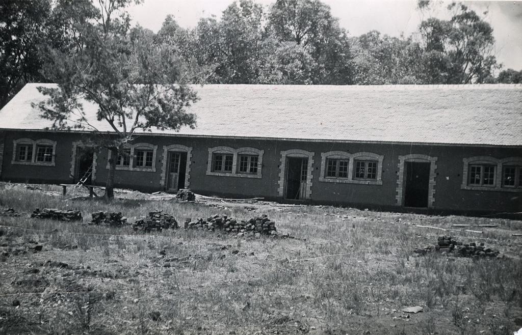 Nouveau bâtiment scolaire à Ambatomanga